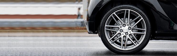 qué neumáticos lleva mi coche